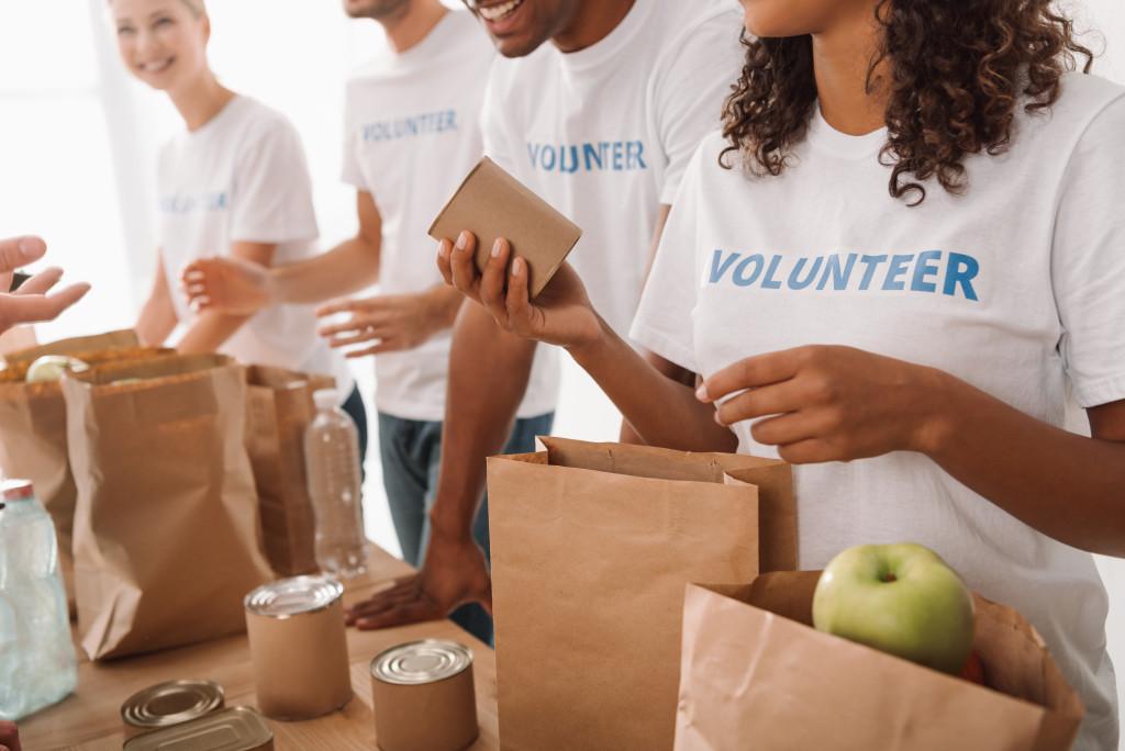 NGO feeding program